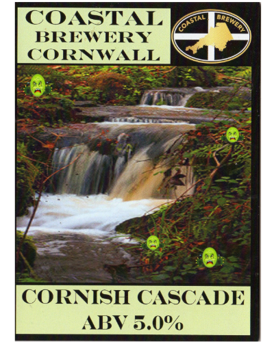 Cornish Cascade
