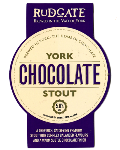 Yorkshire Chocolate Stout