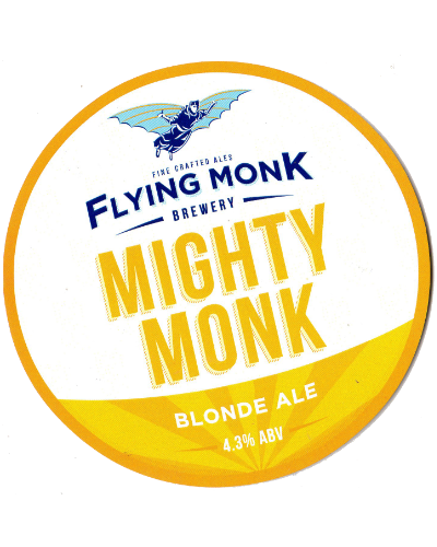 Mighty Monk